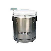 Congelador de laboratorio / de nitrógeno líquido / criogénico / de almacenamiento