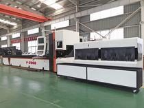 Máquina de corte de tubos / de acero / de acero inoxidable / para aluminio