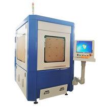 Máquina de corte de metal / láser de fibra / de placas / para la joyería