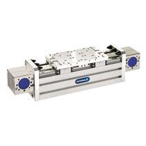 Módulo lineal compacto / accionado por correa / 1 eje