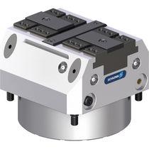 Mordaza para máquina herramienta / horizontal / de precisión / compacta