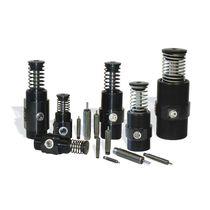 Amortiguador de choque / hidráulico / ajustable