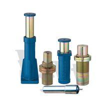 Amortiguador de choque / mecánico / industrial / para cargas pesadas
