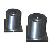 Amortiguador de choque / viscoelástico / para aislamiento de turbina / de protección hidroeléctrica