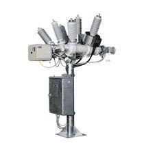 Cuadro eléctrico primario / de alta tensión / aislado en gas SF6 / híbrido