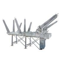 Cuadro eléctrico primario / de alta tensión / híbrido / para rack para distribución eléctrica