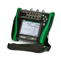 Calibrador de temperatura / de presión / multifunción / portátil