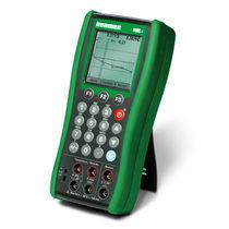Calibrador de temperatura / de presión / de documentación / de proceso