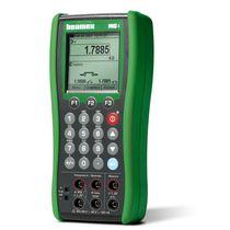 Calibrador de temperatura / de presión / de documentación / de procesos