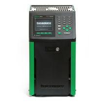 Calibrador de temperatura / portátil / de pozo seco / de laboratorio