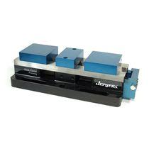 Mordaza para máquina herramienta / hidráulica / de perfil plano / compacta