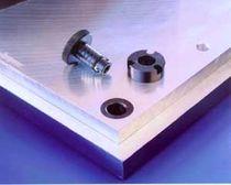 Sistema de posicionamiento de 3 ejes / de bloqueo de placas