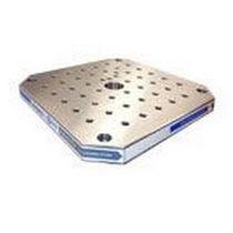 Placa de fijación modular / redonda / rectangular