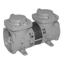 Bomba de vacío de membrana / monoetapa / sin aceite / industrial