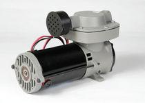 Compresor de aire / de membrana / sin aceite / estacionario