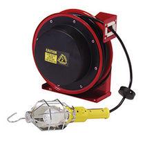 Enrollador para cables / retráctil / fijo / resistente a la corrosión