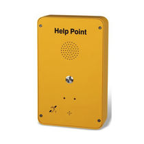 Teléfono help point / IP65 / industrial / resistente a las intemperies