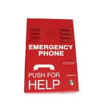 Teléfono resistente a las inclemencias / IP65 / IP55 / de emergencia
