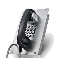 Teléfono resistente a las inclemencias / IP65 / con marcación automática
