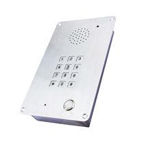 Teléfono IP65 / de emergencia / al ras