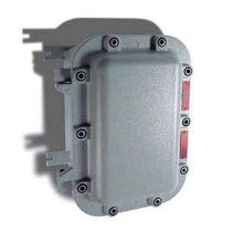 Caja de pared / rectangular / de aluminio / de protección térmica