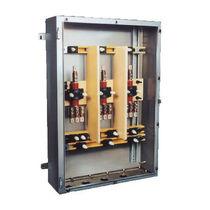 Caja eléctrica mural / de acero inoxidable / para rack para distribución eléctrica