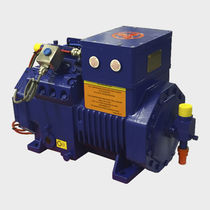 Compresor de aire / estacionario / de motor eléctrico / alternativo