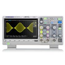 Osciloscopio digital / de sobremesa / 2 vías / con pantalla LCD
