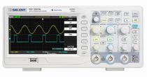 Osciloscopio digital / de sobremesa / 2 vías / con visualizador LCD