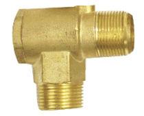 Válvula de retención de globo / de hierro fundido