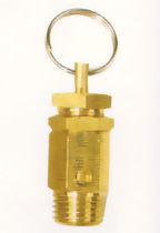 Válvula de seguridad de rosca
