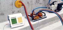 Probador de permeabilidad de hormigón / para aparatos eléctricos