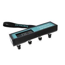 Aparato de medición de resistividad del hormigón / borde de corte / portátil