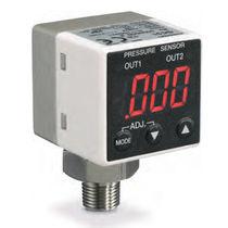 Transductor de presión relativa y absoluta / de vacío / digital / alta y baja presión