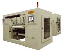 Máquina de estirado monoaxial MDO para films de plástico