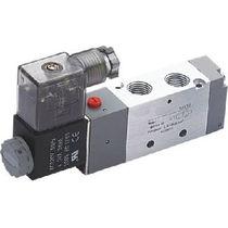 Distribuidor hidráulico de cajón / con control eléctrico / de 5/2 vías