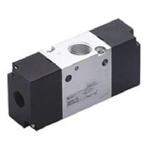 Distribuidor hidráulico de clapeta / con control neumático / de 3/2 vías