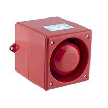 Difusor de alarma sonora sin avisador luminoso / IP66