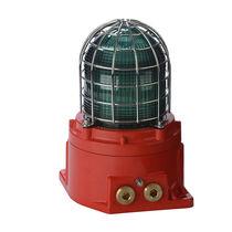 Avisador luminoso de flash intermitente / de xenón / 115 V CA / 24 V CC