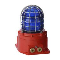 Avisador luminoso de flash intermitente / de xenón / 115 V CA / 48 V CC