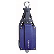 Interruptor con control por cable / electromecánico / estanco al agua / robusto