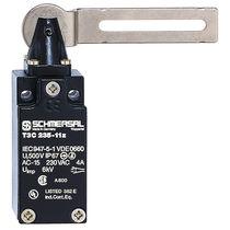Interruptor de seguridad para dispositivos de protección abatibles