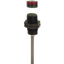 Sensor de proximidad magnético / cilíndrico M18 / IP67 / analógico