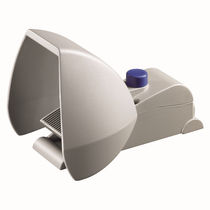 Interruptor de pedal de control / eléctrico / 1 pedal / con capó