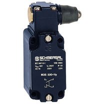 Interruptor de posición IP65 / con émbolo