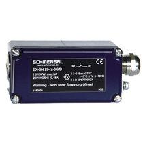 Interruptor de proximidad reed / rectangular / antideflagrante / IP67