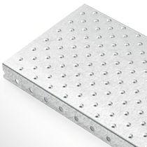 Reja metal / de chapa / antideslizante