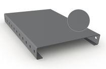 Reja de acero / de acero galvanizado / aluminio / de superficie cerrada