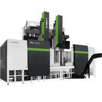 Centro de torneado CNC / vertical / 3 ejes / hidrostático