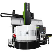 Centro de torneado CNC / vertical / 3 ejes / fresadora